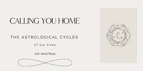 The Astrological Cycles of Our Lives tickets