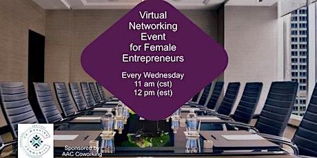 Networking  for Female Entrepreneurs tickets