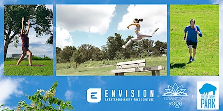 SUNSET FITNESS & YOGA at Shelby Farms Park! tickets
