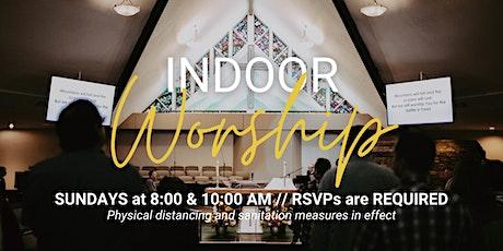 Indoor Worship // Good Shepherd Lutheran Church tickets