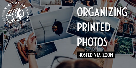 Organizing Printed Photos tickets
