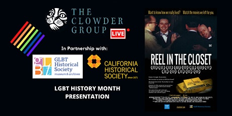 Documentary and Discussion About LGBTQ Home Movies, 'Reel In The Closet' tickets