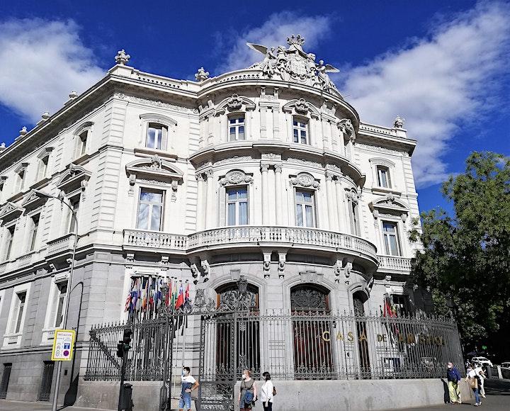 Imagen de Madrid misterioso: Leyendas, fantasmas y casas encantadas
