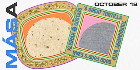 KCRW & Gustavo's Great Tortilla Tournament tickets