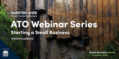 Narrabri Shire: ATO Webinar Series - Starting a Small Business tickets