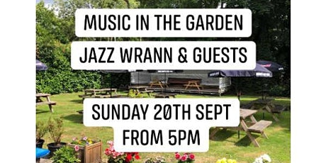 Music In The Garden tickets