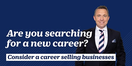 SEMINAR: A career selling businesses CHRISTCHURCH tickets