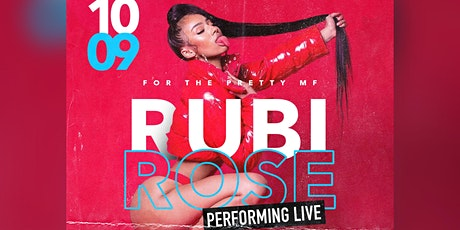 RUBI ROSE PERFORMING LIVE @ GoodTymes tickets