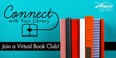 Placer County Library Virtual Book Club tickets