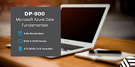 Curso Oficial DP-900 Mirosoft Azure  Data Fundamentals entradas