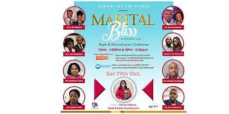 Marital Bliss biglietti