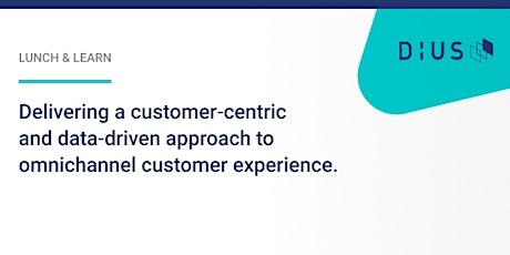 Delivering customer-centric & data-driven omnichannel experiences biglietti