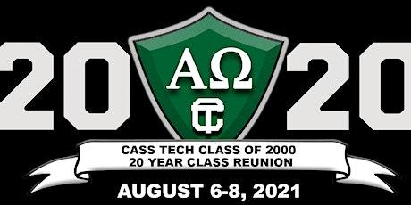 SKIP DAY!! Cass Tech Class of 2000 Reunion 20/20 tickets