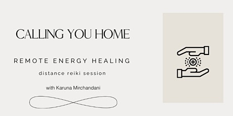 Remote Distance Energy Healing tickets
