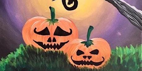 """A Halloween Night"" tickets"