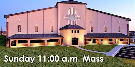Sacred Heart of Jesus 11:00 a.m. Sunday Mass - Shawnee Kansas tickets