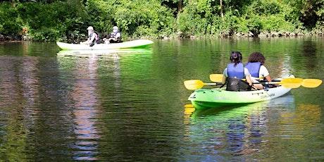 Kayaking Excursion tickets