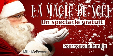 La magie de Noël - Private show billets