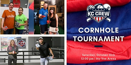 October Cornhole Tournament tickets