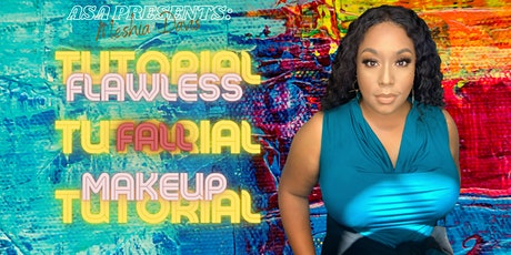 ASA Presents: Flawless Fall Makeup Session tickets