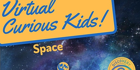 Virtual Curious Kids VR in Space tickets