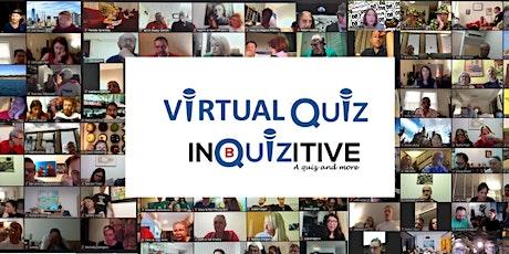 Saturday Virtual Quiz 19th September tickets