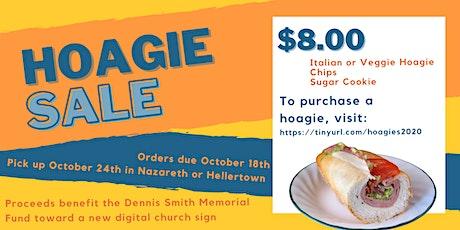 Hoagie Sale for Dennis Smith Memorial Fund tickets