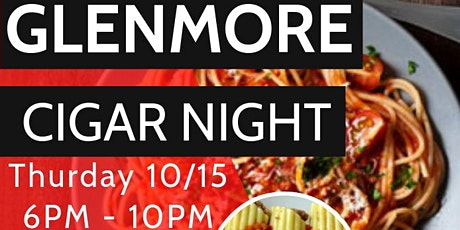 Glenmore Cigar Night tickets