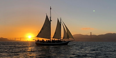 Friday Sunset Sail on San Francisco Bay - Summer a