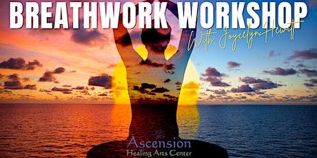 Breathwork Workshop with Joycelynn Hewitt tickets