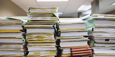 Basic Bookkeeping using Xero tickets