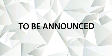 Guest Speaker - More Info TBA! tickets
