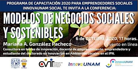 Modelos de Negocios Sociales y Sostenibles entradas