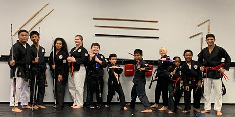 FREE Teen Martial Arts Class For Ages 11–16 yrs old tickets