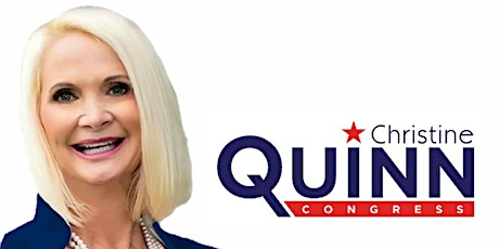 An Evening With Congressional Candidate Christine  tickets
