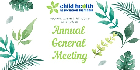 Annual General Meeting 2020 tickets