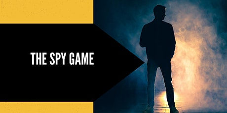 The Spy Game Virtual  Escape  Game tickets