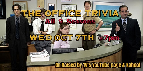 The Office Trivia Night S:1-9 tickets