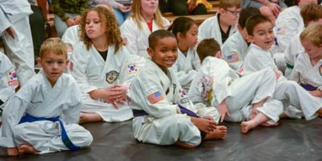 FREE Little Ninja Martial Arts Class For Ages 4-5yrs old tickets