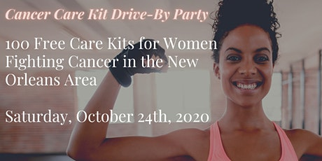 Women's Cancer Care Kit Drive-by Party Presented by COVERed tickets