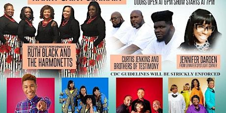 Harvest Gospel Fest tickets