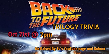 Back to the Future Trilogy Trivia Night tickets