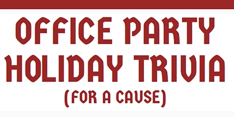 Holiday Office Party Trivia tickets