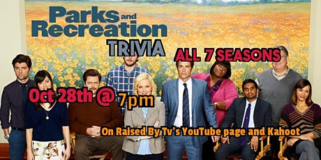 Parks and Rec Trivia Night S: 1-7 tickets
