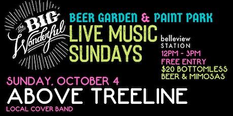 Live Music Sundays: Above Treeline tickets