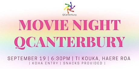 Movie Night with QCanterbury tickets