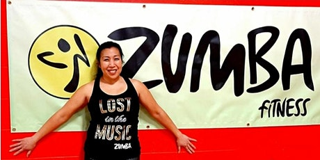 Drop-in - Thursday Zumba with M tickets