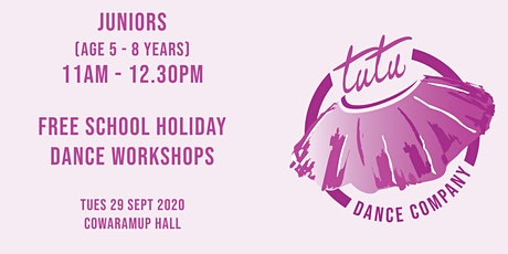 Junior Dance Workshop tickets