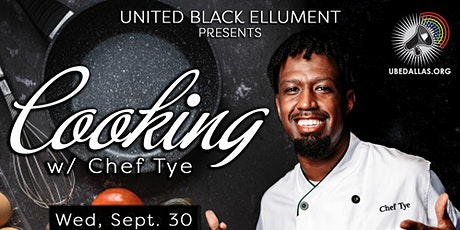 Cooking with Chef Tye tickets