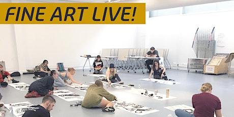 Fine Art Live! tickets